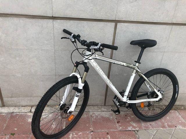 Bicicleta MTB Rockrider 8.2 (pack)