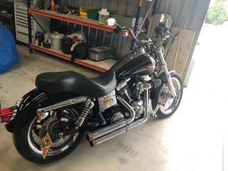 Harley Davidson Dyna wide Street Bob