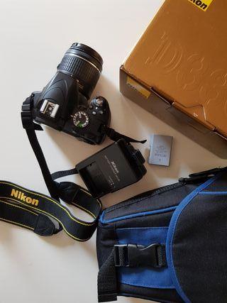 Camara reflex digital Nikon D3300