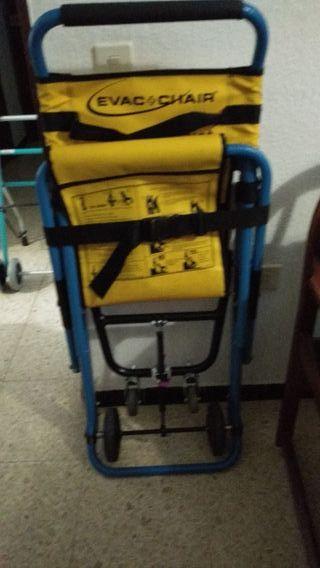 Silla evacuacion salvaescaleras evac chair