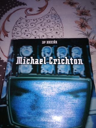 el hombre terminal, Michael crichton