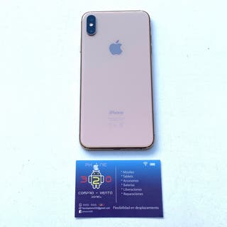 IPHONE XS MAX 64GB ORO ORIGINAL FACTURA GARANTÍA