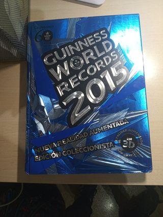 Guinnes world records 2015