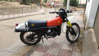 montesa enduro 250 h6