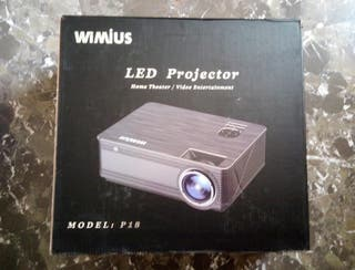 Proyector HD wimius P18 A ESTRENAR