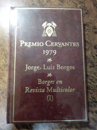 Borges en revista multicolor tomo I y II