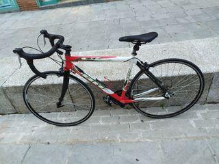 bicicleta bh. race one.