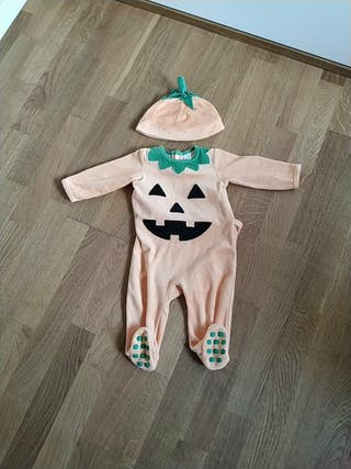 Disfraz Halloween pijama bebé