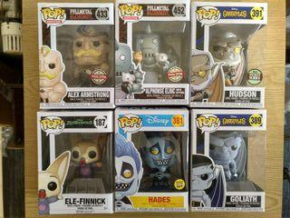 Disney, anime y animación Funko POP