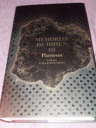 Memorias de Idhun III . Panteon
