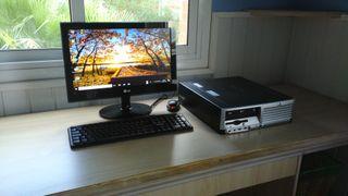 Ordenador Intel Core 2 a 2,40Ghz+REGALO Wifi USB