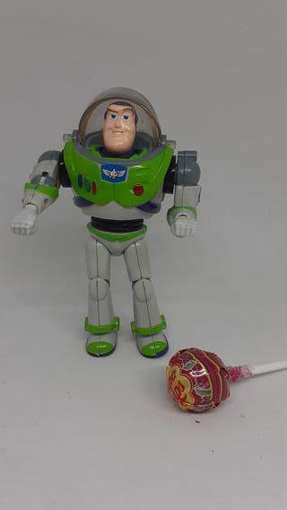 Figura Articulada Buzz Lightyear de 12 cm