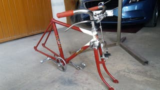 Bicicleta BH GACELA Infantil (restaurada)