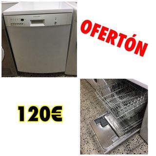 Lavavajillas Electrolux económico con garantía