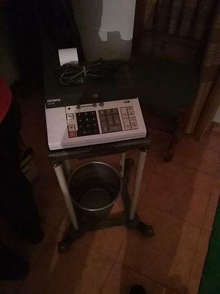 calculadora eléctrica olympia