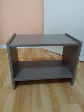Módulo auxiliar gris