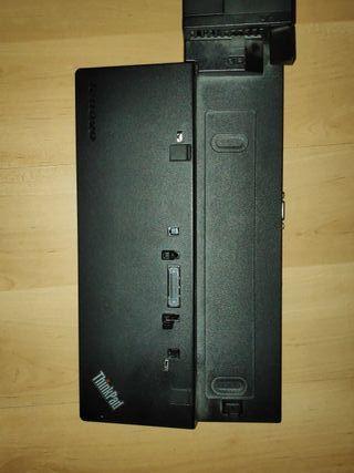 estación de ampliación de portátil Lenovo Doc stat