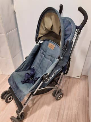 Silla paseo McLaren Quest Denim