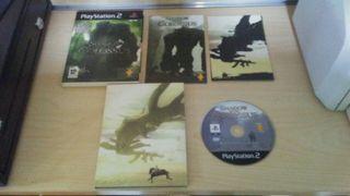Juego Shadow Of The Colossus PS2 Seminuevo