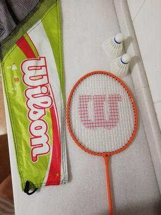 Raqueta de badminton WILSON