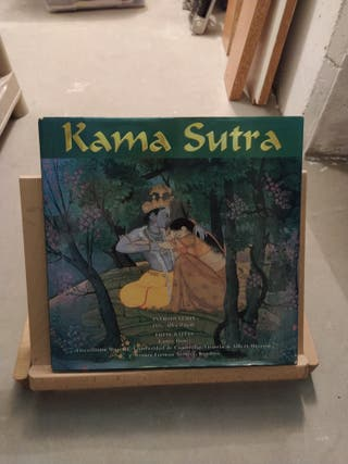 Edición Deluxe Kama Sutra.