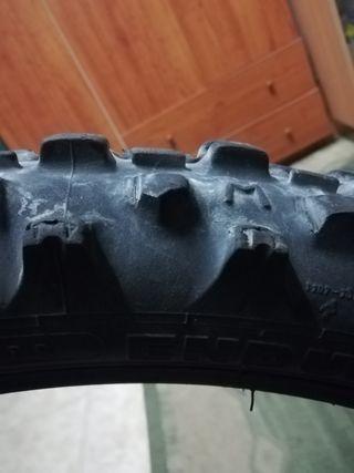 neumático enduro michelín VI competición