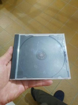 caja standard para cd