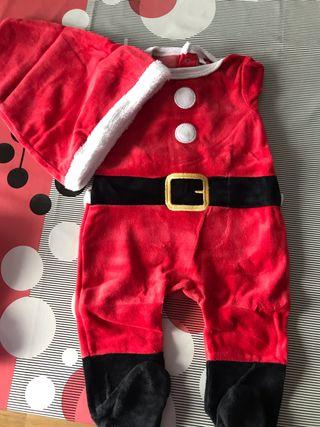 Traje Papá Noel