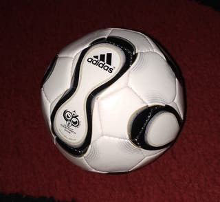 Balón Adidas Teamgeist X-MINI (11 cm)