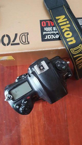Nikon D700