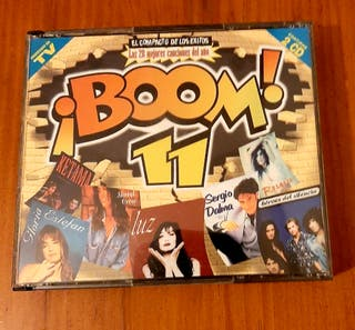 cd doble boom11