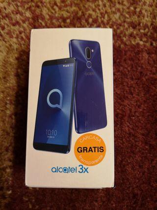 Móvil Alcatel 3x nuevo sin abrir