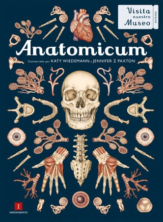 Anatomicum, de Jennifer Paxton Impedimenta 2019