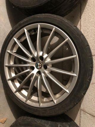 Llantas 18 extra Alfa Romeo Gt