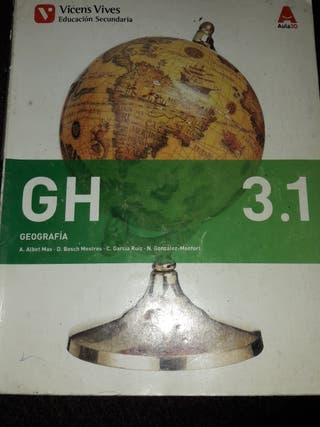 libro de geografia