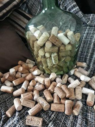 Tapones de corcho para manualidades