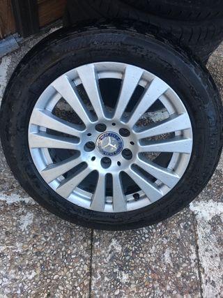 Llantas Mercedes Originales+neumáticos