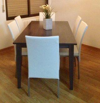 Mesa comedor (sin sillas)