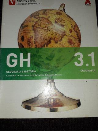 libro de geografia e historia