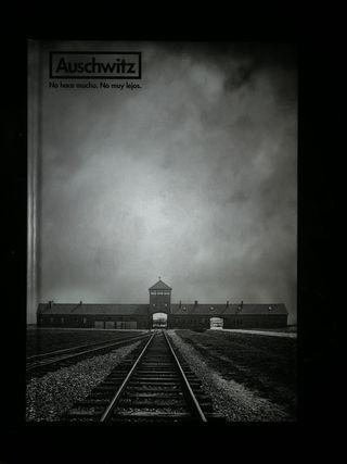 Auschwitz Exposición