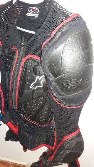 Chaleco Protección Bionic Alpinestar
