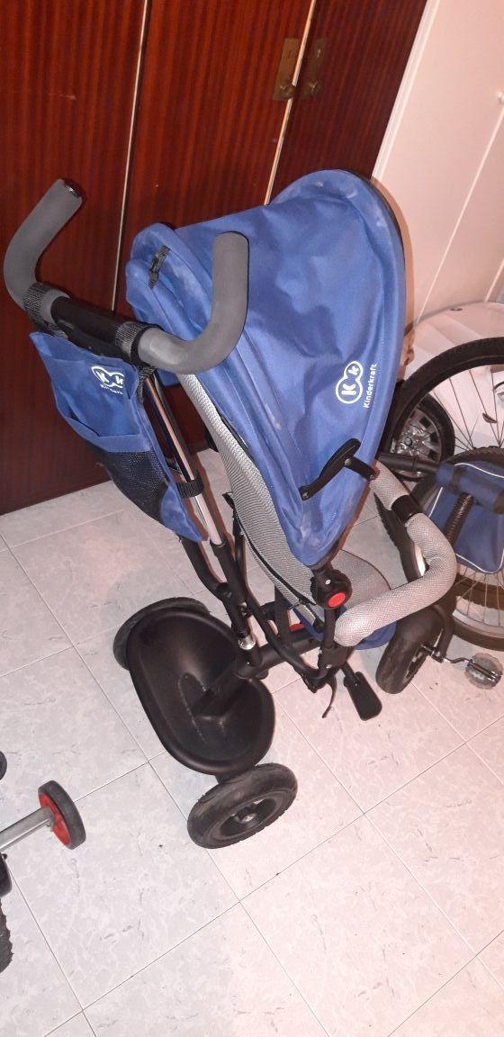 Bicicleta Triciclo para bebés de 9 meses a 5 año
