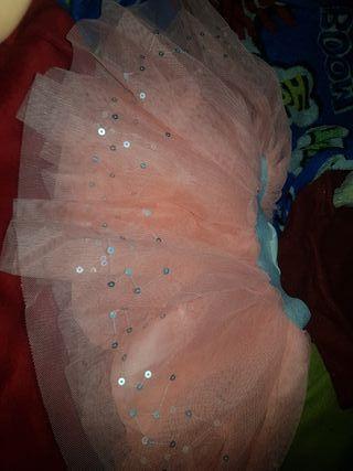 jupe rose 3 ans