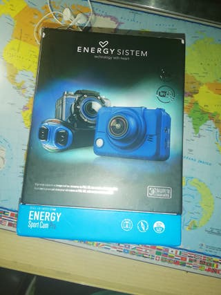 Cámara Deportiva Energy System