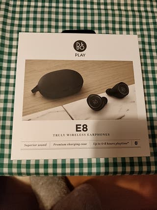 auriculares wireless Bang and Olufsen