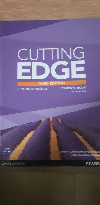 libro Ingles Cutting Edge upper intermediate thir