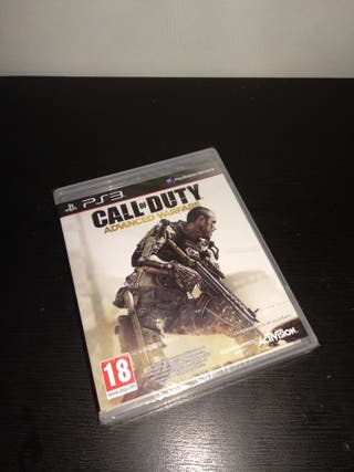 Call of Duty AW PS3