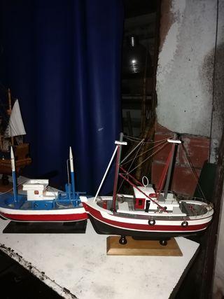 barcos de coleccion