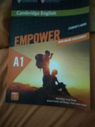 libro inglés A1