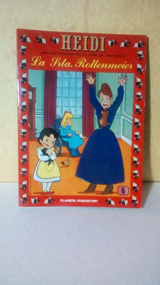 Heidi 6- La Srta. Rottenmeier
